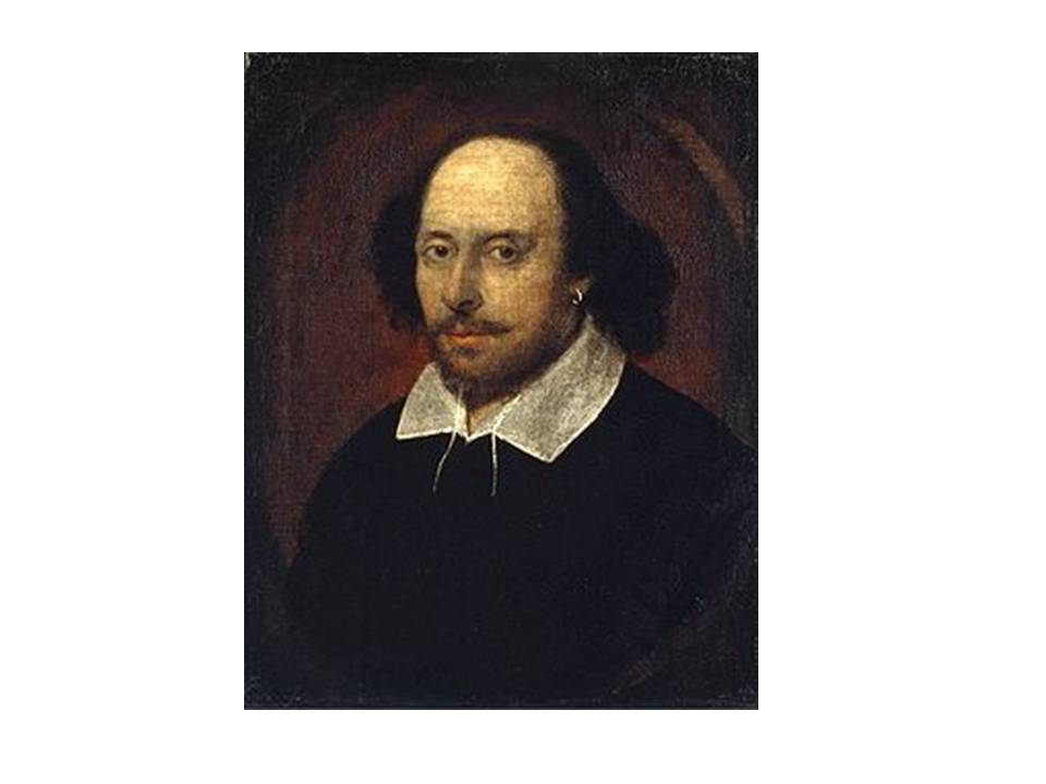 photo of Wiliam Shakespeare